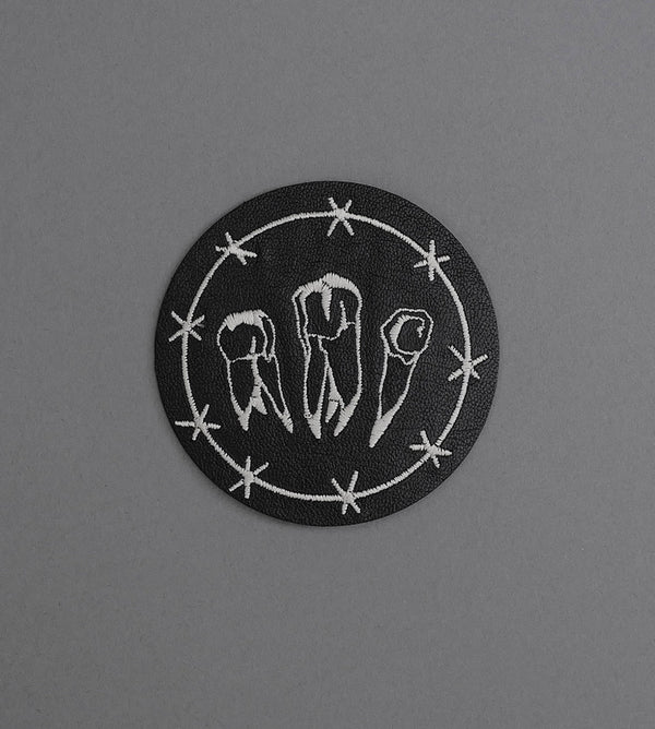 Wise Blood Leather Patch