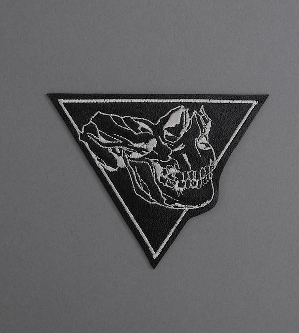 Time Travel Leather Patch
