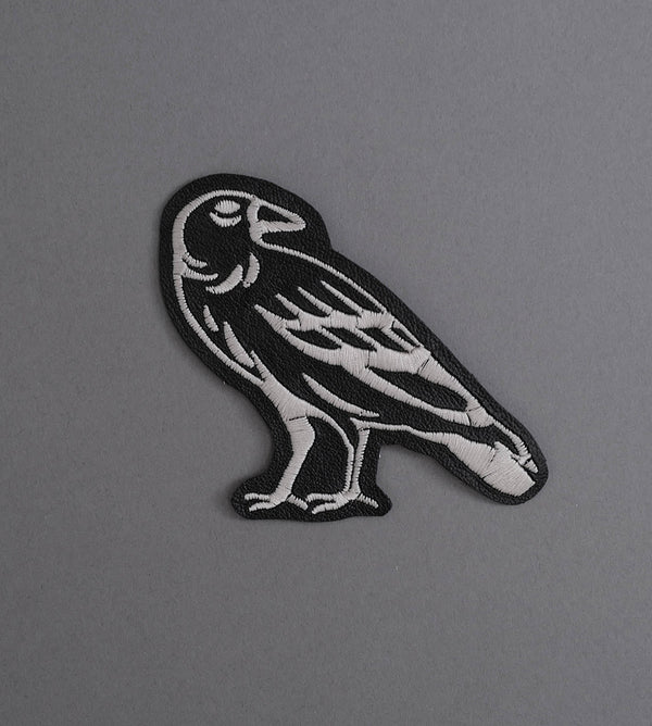 Raven 2 Leather Patch