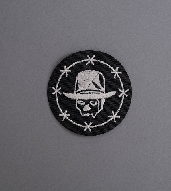 Blood Religion Canvas Patch - Black