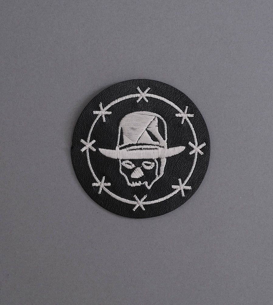 Blood Religion Leather Patch