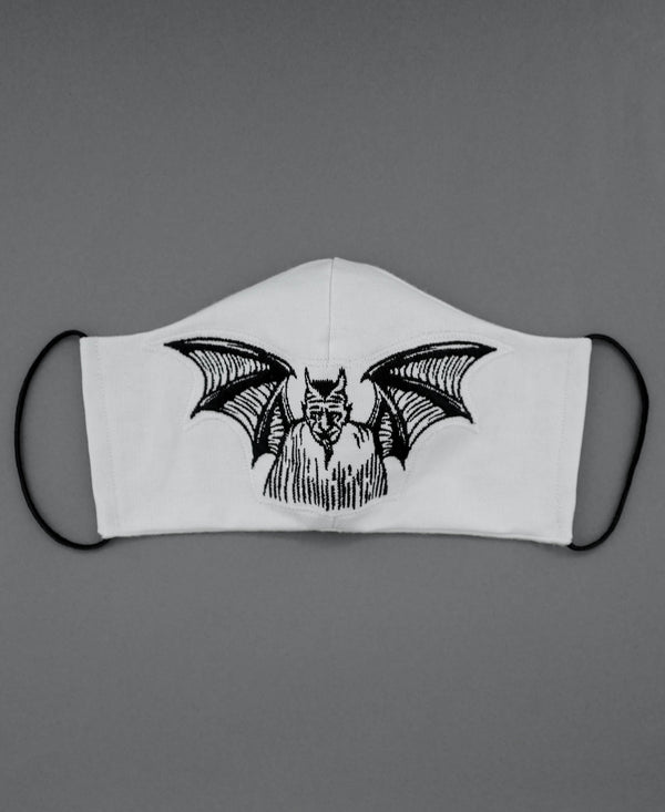 Demons Mask White
