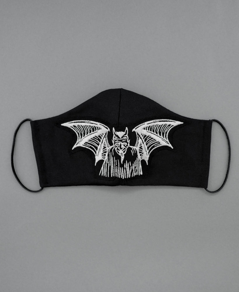 Demons Mask Black