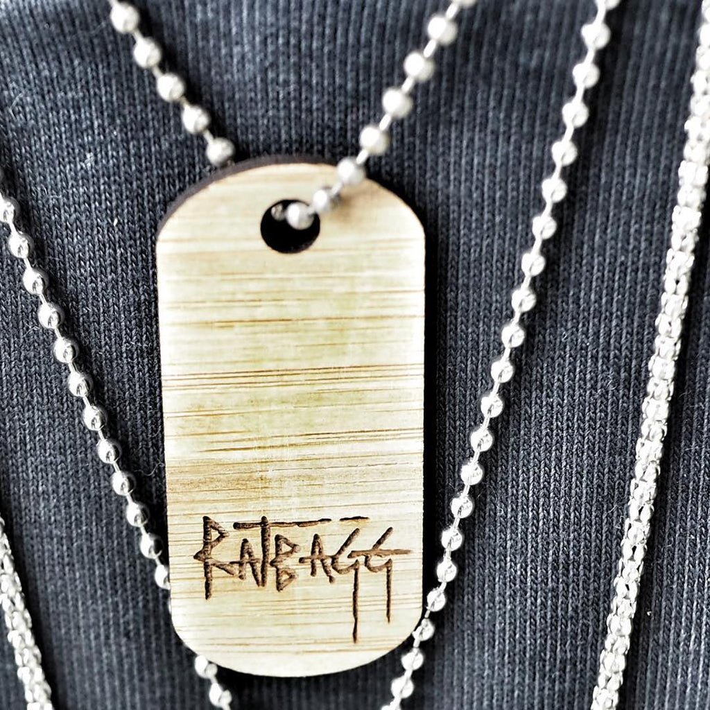 Kids Dog Tag Necklace