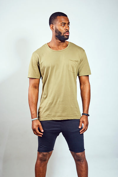 Barry Tee - Olive
