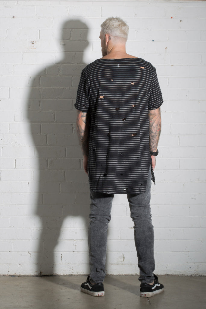Rack Tee - Stripes