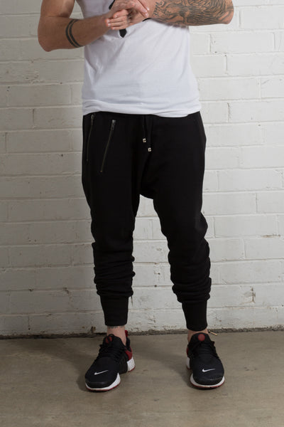 Big Boo Trackies - Black