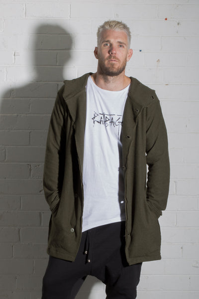 Night Walker Jacket - Khaki
