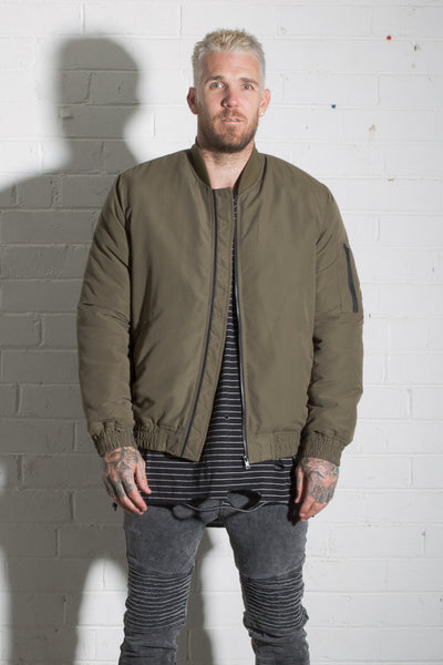 De General Jacket - Army Green
