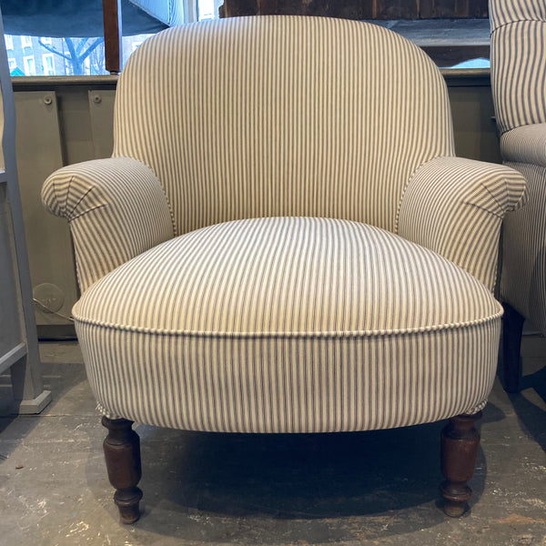 French round back - armchair - amli