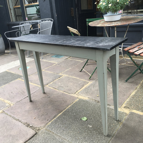 Made to measure Zinc/copper top tables - Any size - 7-14 day turnover