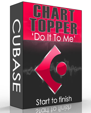 Dance Chart Topper Cubase Tutorial