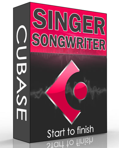 Cubase 11 Pop Singer Songwriter Tutorial
