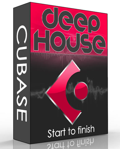 Cubase 10 Tutorial Deep House