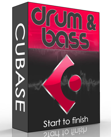 Cubase 10 Liquid Drum & Bass