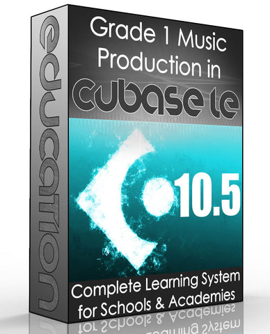 Music Production In Cubase Grade 1