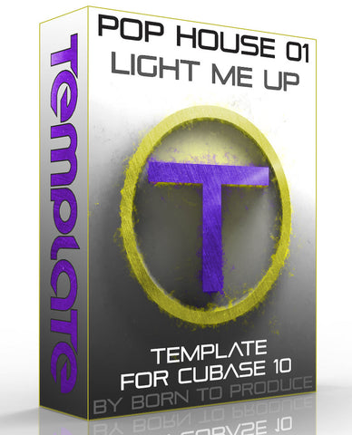Cubase Template - Pop House 1