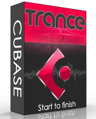 Cubase tutorial creating a trance riff and melody line trance.