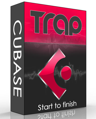 Cubase 9.5 Trap Tutorial