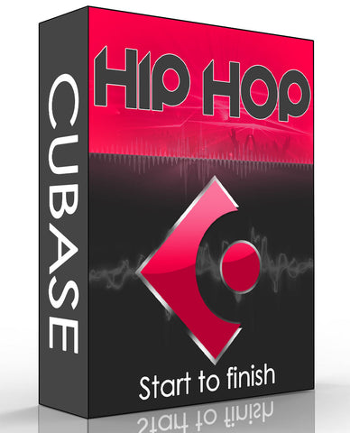 Cubase 9.5 Hip Hop Tutorial