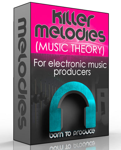 Music Theory for Electronic Music Producers