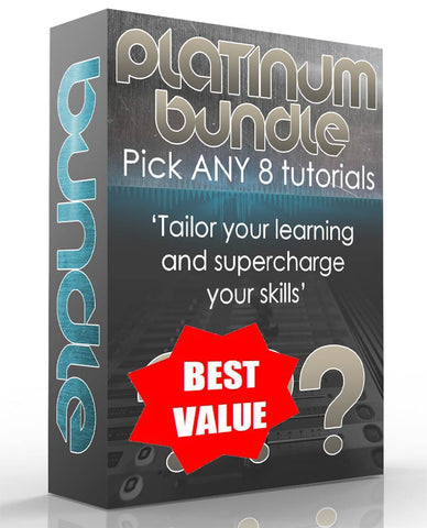 PLATINUM BUNDLE - 8 Courses - BEST VALUE!