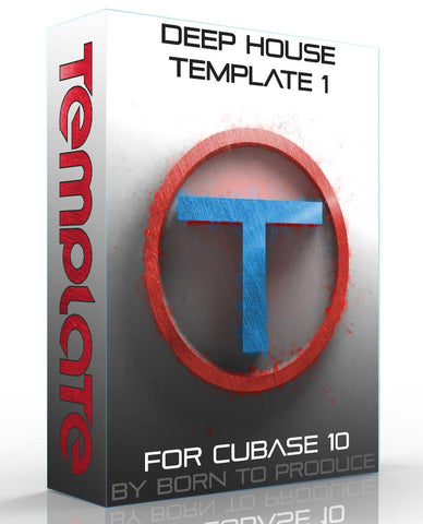 Cubase Template - Deep House 1