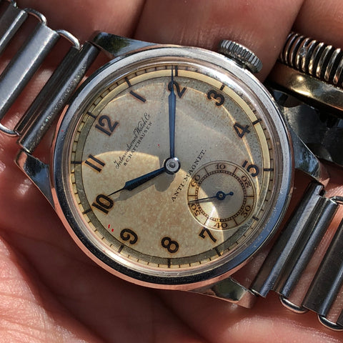 IWC - Antimagnetic Calatrava Caliber 83
