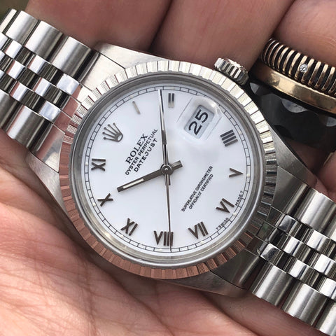 Rolex - Datejust Ref. 16030 from 1980s