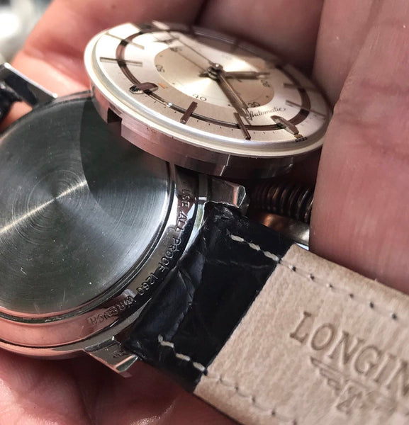 Longines - Conquest from '62 for USA market