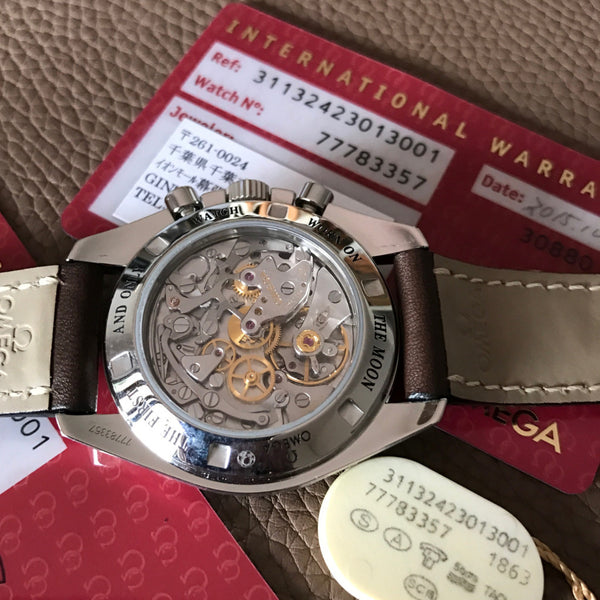 Omega - Speedmaster Moonwatch Professional Chronograph