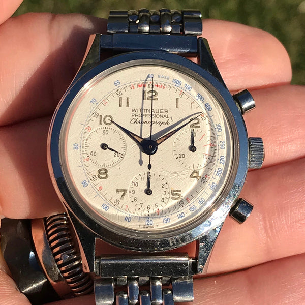 Wittnauer - Professional Chronograph Val.72