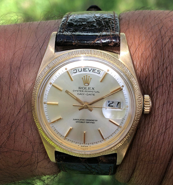 Rolex - Day Date Ref. 1810 - ON HOLD
