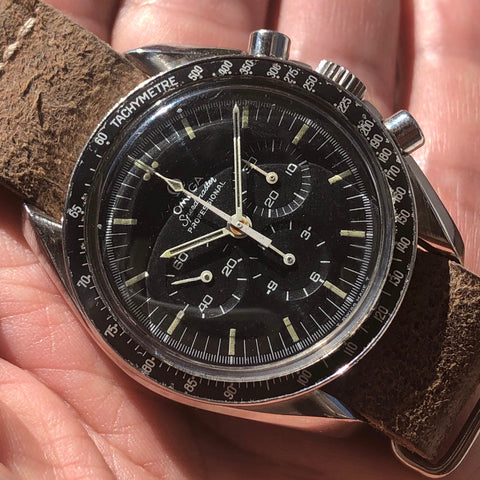 Omega - Speedmaster Ref. 145022-71 stepped dial