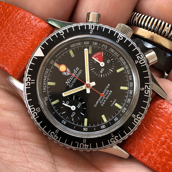 Nivada - Aviator Sea Diver Chronograph