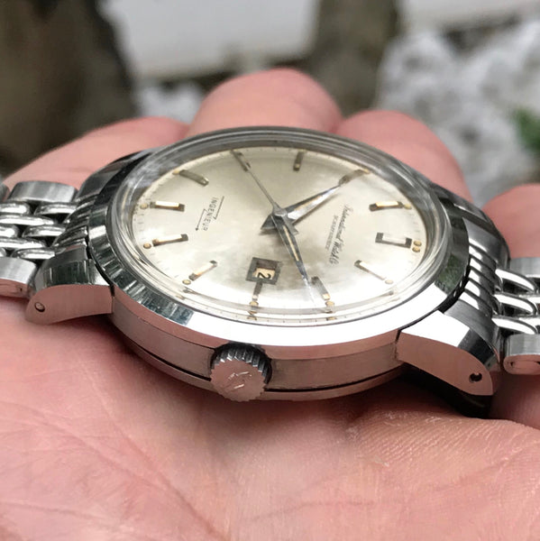 IWC - Ingenieur Ref.666 first model late 1950's