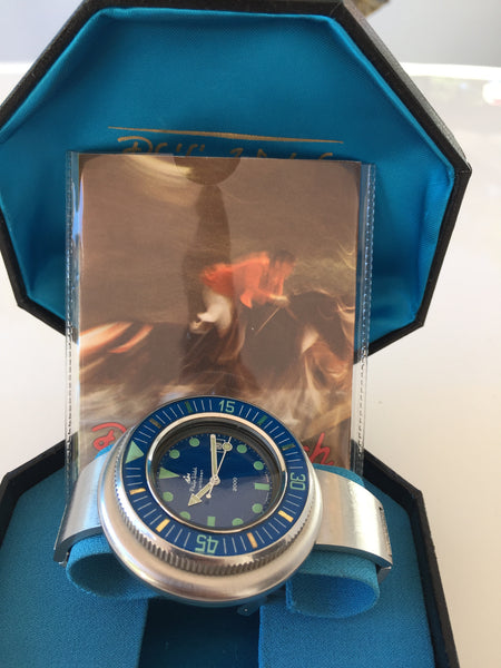 Philip Watch - Caribbean 2000 Superdivers 1970 Full Set