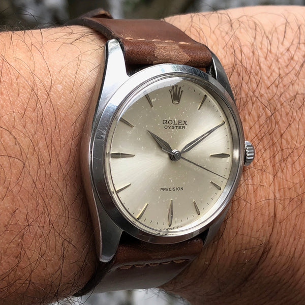 Rolex - Oyster Precision Ref. 6424 oversize case