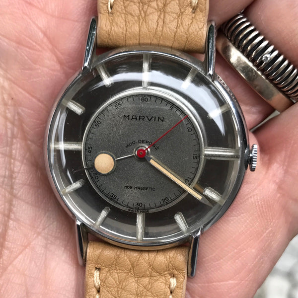 Marvin - Mistery dial signed Cal 310s manual