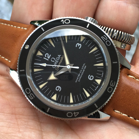 Omega - Seamaster 300 Master Co-axial New Full Set Ref. 233.32.41.21