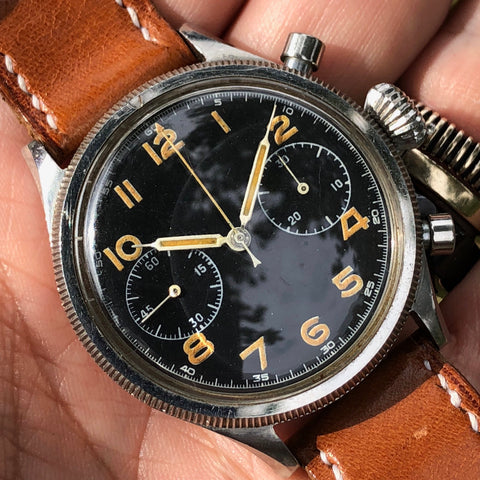Breguet - Type 20 Chronograph Sterile Dial for the French Airforce