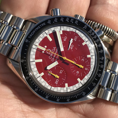 Omega - Speedmaster Schumacher Ref. 3510.6100 Full Set