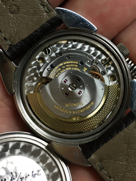 "Vacheron & Constantin - Chronometre Royal ""Batman"" Ref. 6694"