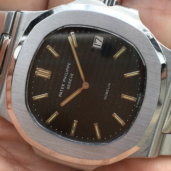 Patek Philippe - Nautilus extract of archives Patek 1978