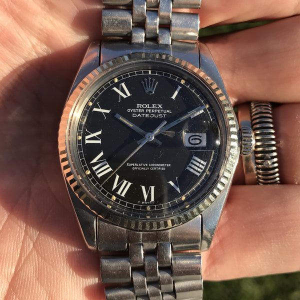 Rolex - Datejust Ref. 1601 John Buckley tropical dial