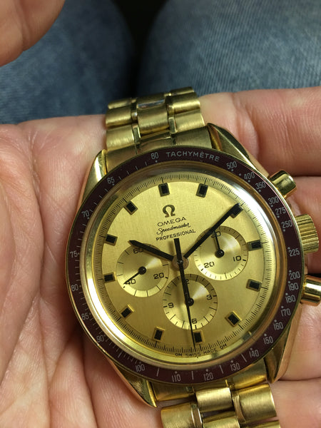"Omega - Speedmaster limited edition 1969 ""flat logo"""