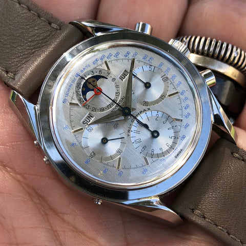Universal Geneve - Tri-Compax 1960s Chronograph Ref. 222100-2