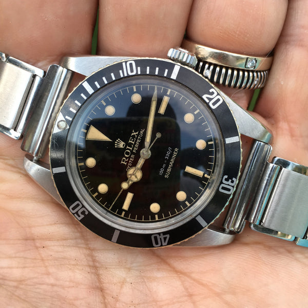 Rolex - James Bond Ref. 5508 Submariner