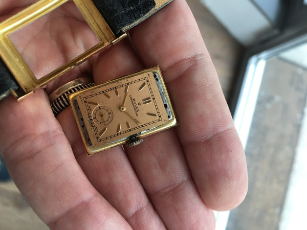 Rolex - Prince Ref. 2317 Hooded Lugs 30s