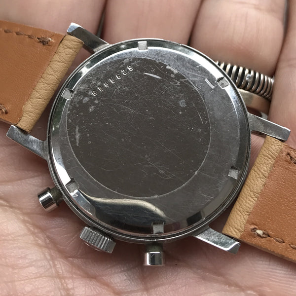 Zenith - Chrono steel Caliber 146D from 70s - ON HOLD